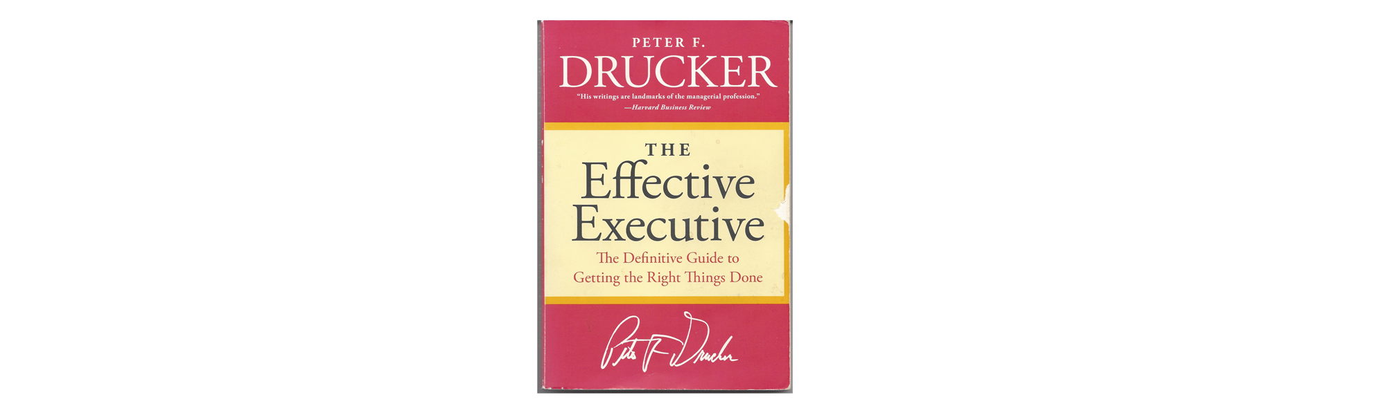 theory of business peterdrucker article review Marketing is management: the wisdom of peter drucker  than 50 articles in the harvard business review and over 40 books, we can see that his  theory of the.