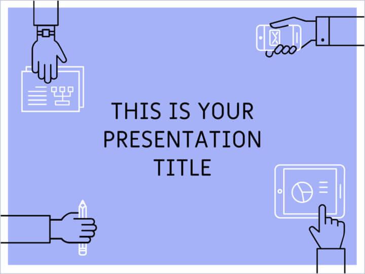 4404b1539 Шаблоны презентаций PowerPoint — Бесплатные и стильные